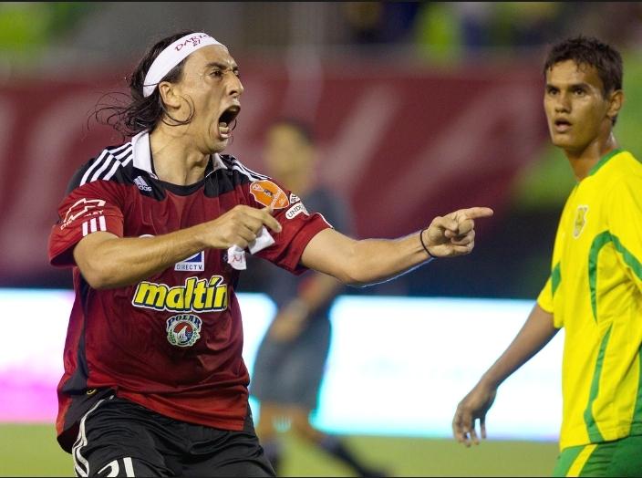 прогноз матча по футболу Замора - Каракас