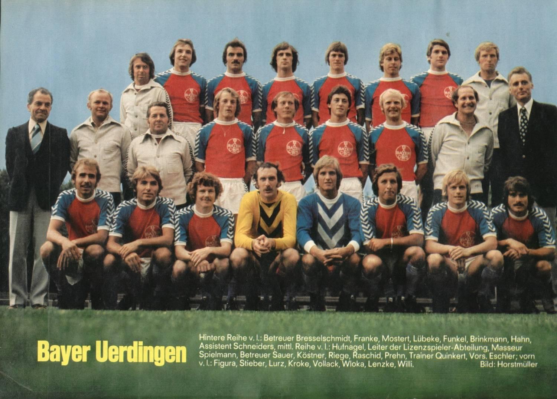 Байер футбольный клуб юрдинген